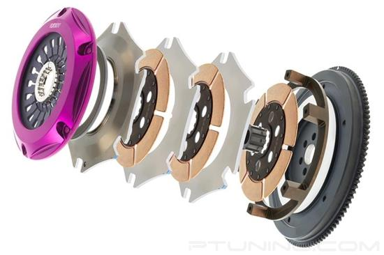 Picture of Hyper Multi Series Triple Cerametallic Clutch Kit