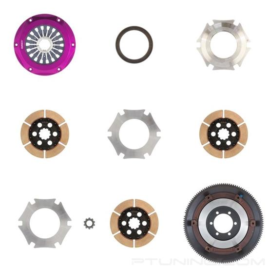 Picture of Hyper Multi Series Triple Cerametallic Clutch Kit