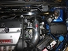 Picture of SP Series Short Ram Air Intake System - Polished