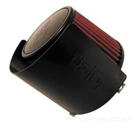 Picture of Air Filter Heat Shield - Black