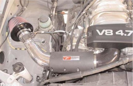 Picture of PF Series PowerFlow Air Intake System - Polished