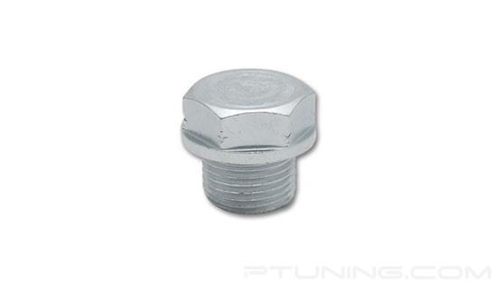 Picture of Oxygen Sensor Bung Plug, Threaded Hex Head, M18-1.5, Mild Steel - Zinc Plated (Pack of 5)