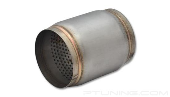 "Picture of Race Exhaust Muffler (3.5"" ID Inlet/Outlet, 5"" Length, 304 SS)"