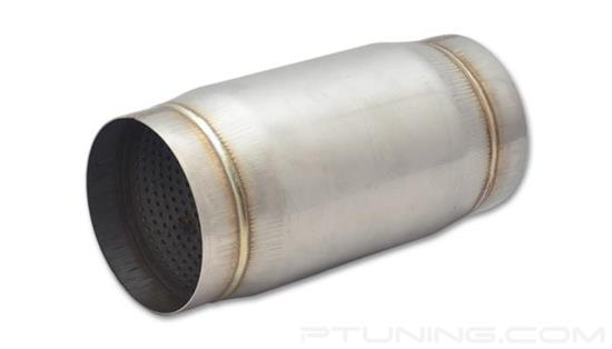 "Picture of Race Exhaust Muffler (4"" ID Inlet/Outlet, 9"" Length, 304 SS)"