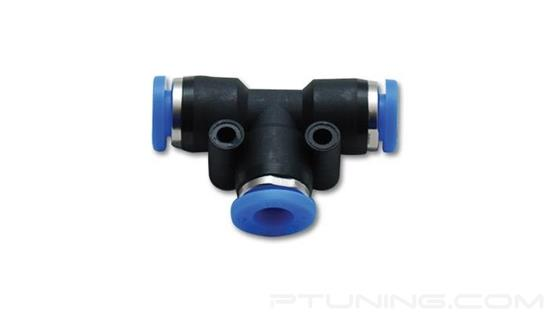 "Picture of 5/32"" OD Tubing Tee Union Push-To-Connect Pneumatic Fitting"