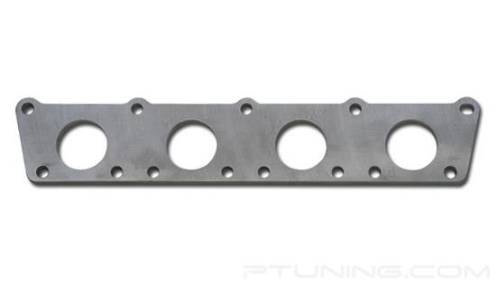 """Picture of Exhaust Manifold Flange for VW/Audi 1.8T Motor, 3/8"""" Thick, 304 SS"""