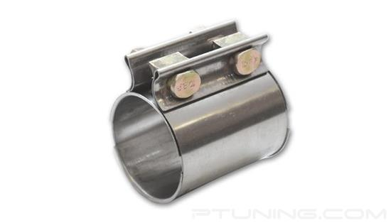 """Picture of TC Series HD Exhaust Seal Clamp for 2.5"""""""" OD Tubing, Stainless Steel"""