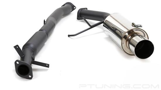 Picture of Hi-Power Series 304 SS Cat-Back Exhaust System with Single Rear Exit