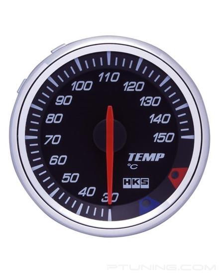 Picture of DB Meter Temperature Gauge - 60mm, Black/White