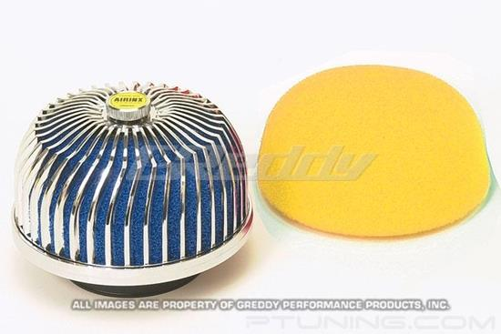Picture of Airinx Medium Replacement Yellow Air Filter Foam