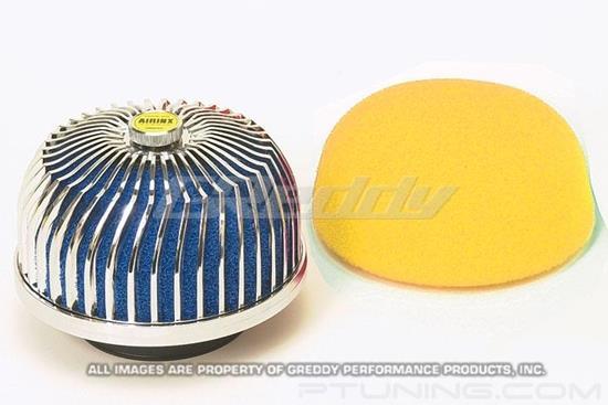 Picture of Airinx Medium Replacement Blue Air Filter Foam
