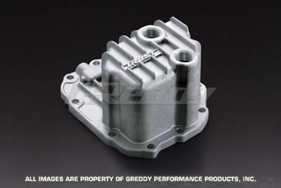 Picture of Front High Capacity Differential Cover