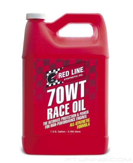 Picture of 70WT Nitro Synthetic Racing Motor Oil (1 Gallon)