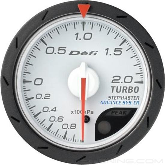 Picture of Advance CR Boost Gauge, 52mm
