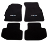 Picture of Floor Mats with DC2 Logo - Black (4 Piece)