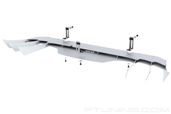 Picture of Rear Diffuser (Unpainted)