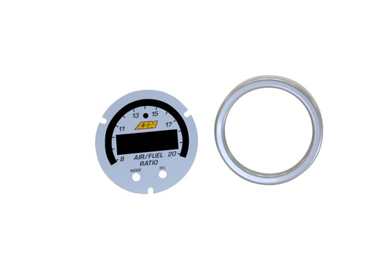 Picture of X-Series Wideband UEGO AFR Sensor Controller Gauge Accessory Kit