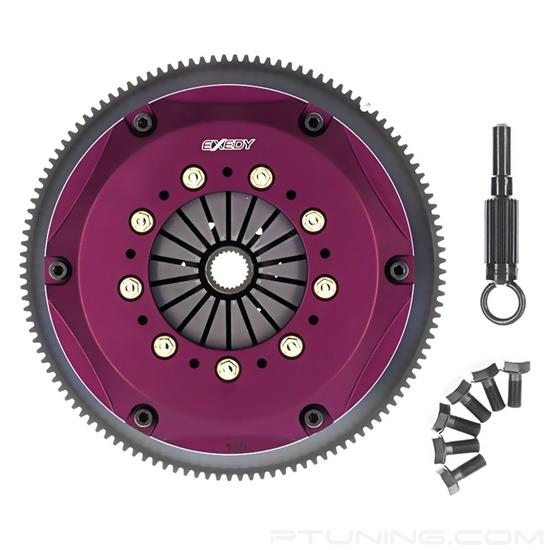 Picture of Hyper Carbon Series Triple Carbon-R Clutch Kit