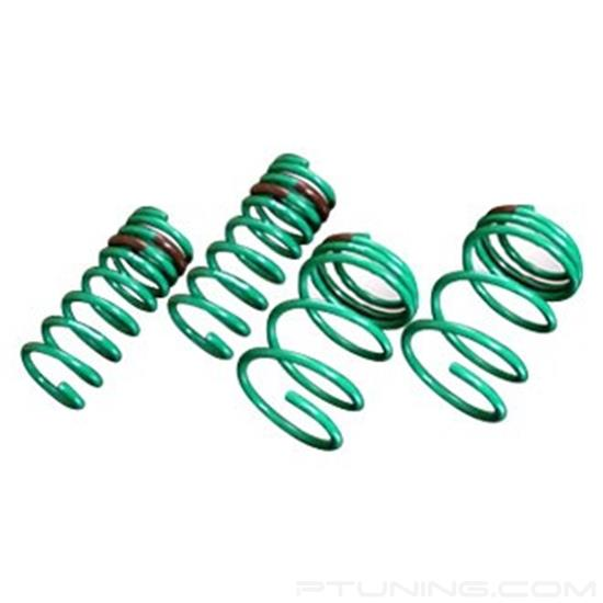"Picture of S-Tech Lowering Springs (Front/Rear Drop: 2"" / 0.9"")"