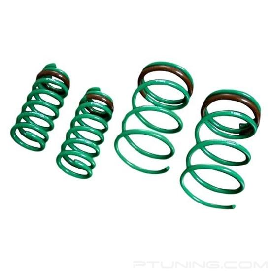 """Picture of S-Tech Lowering Springs (Front/Rear Drop: 1.8"""" / 1.7"""")"""