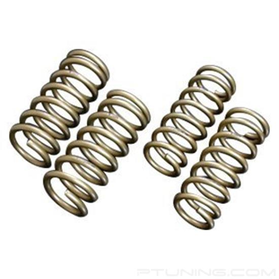 """Picture of H-Tech Lowering Springs (Front/Rear Drop: 1.4"""" / 0.3"""")"""