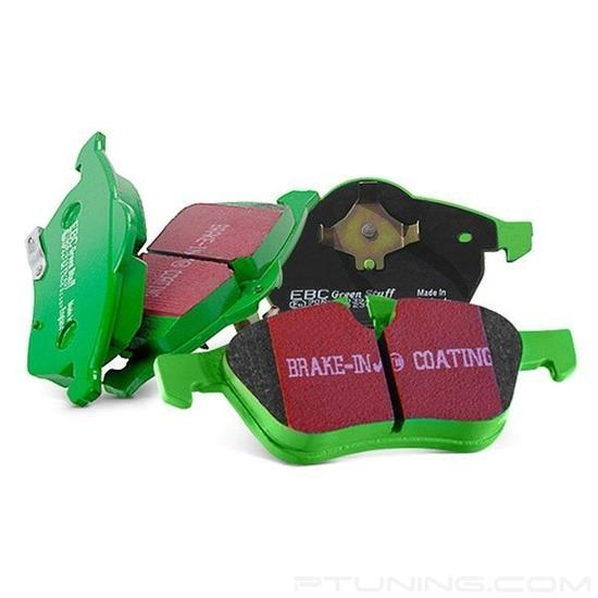 Picture of Greenstuff 7000 Series SUV Supreme Compound Front Brake Pads