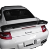 Picture of Type II Style Carbon Fiber Rear Add-on Wing