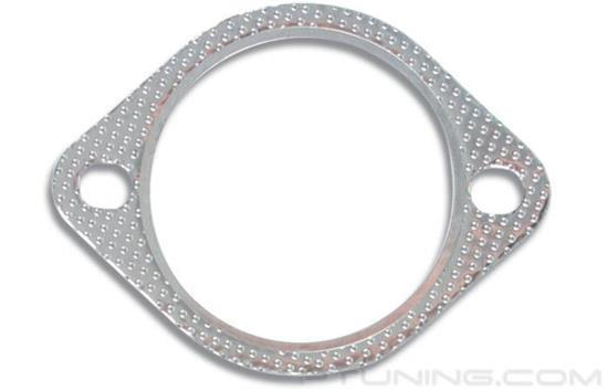 "Picture of 2-Bolt High Temperature Exhaust Gasket, 2.5"" ID"