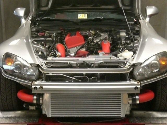 Picture of S2000 Turbo System